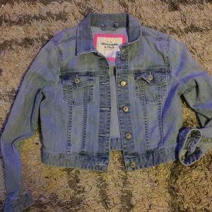 A&F Denim Jacket